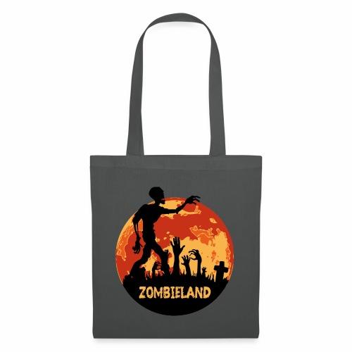 Zombieland Halloween Design - Stoffbeutel