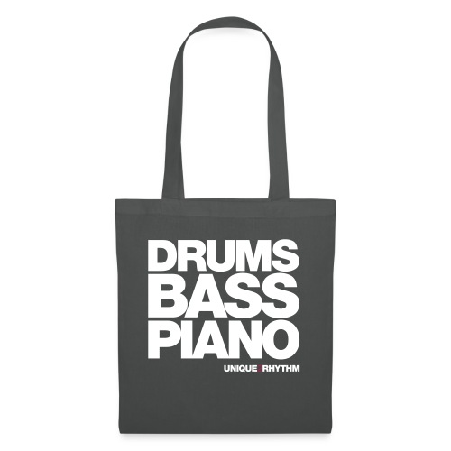 Drums Bass Piano - Tote Bag