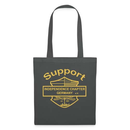 Support Indis gold - Stoffbeutel