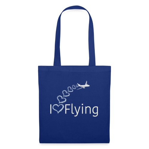 I love flying wit3 - Tote Bag