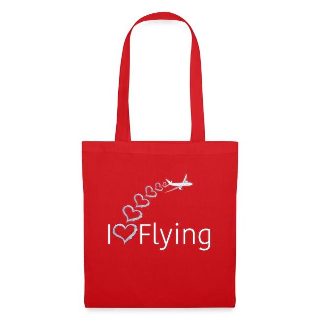 I love flying wit3