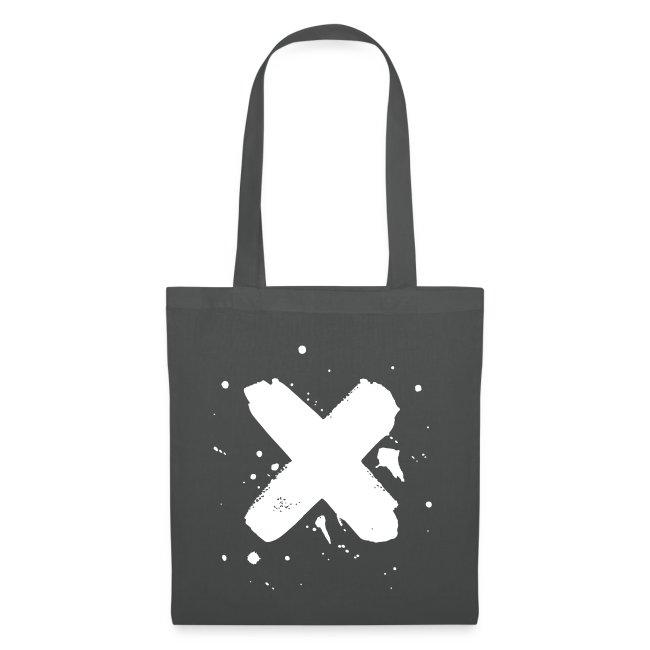 X valkoinen
