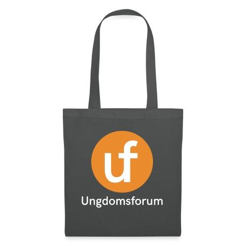 UF logo - Stoffveske