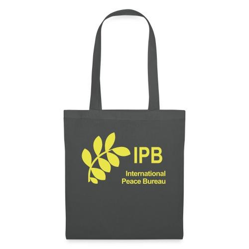 International Peace Bureau IPB Logo - Tote Bag