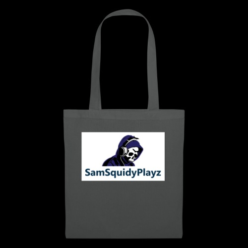 SamSquidyplayz skeleton - Tote Bag