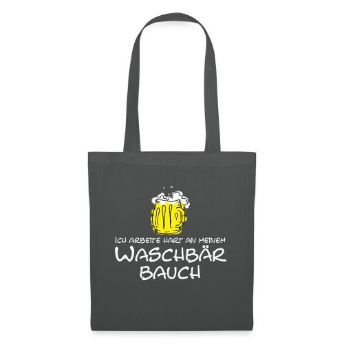 Waschbaerbauch, - Stoffbeutel