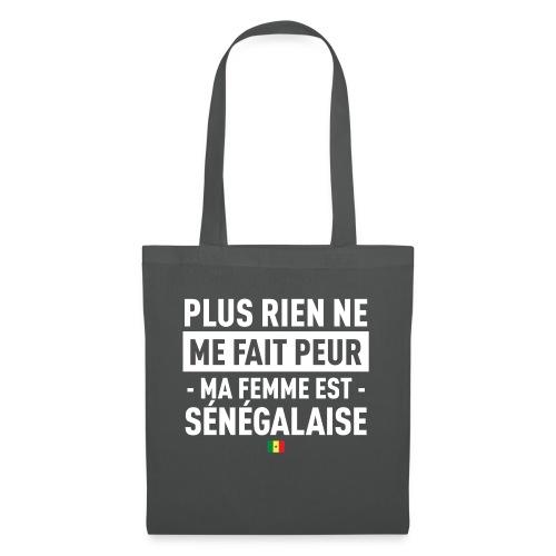ma femme est sénégalaise - Tote Bag