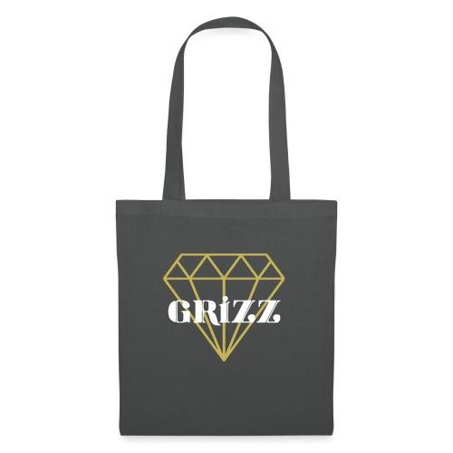Logo grizz - Tote Bag