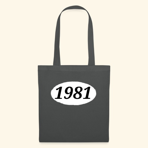 1981 - Stoffbeutel