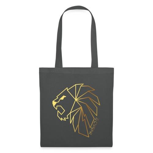 Löwe, Lion Inside - Stoffbeutel