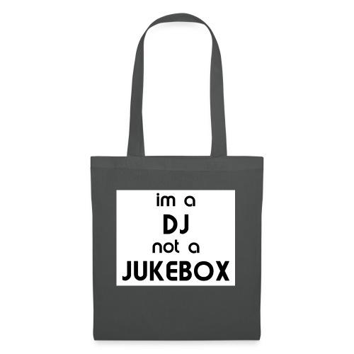 dj_jukebox - Stoffveske