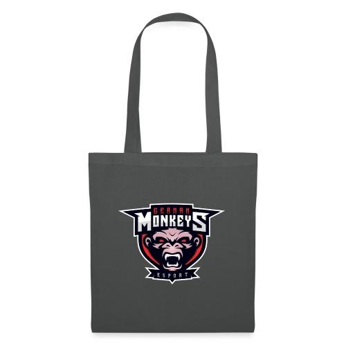 GermanMonkeys Logo - Stoffbeutel