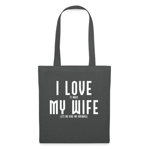 i love my wife - Mulepose