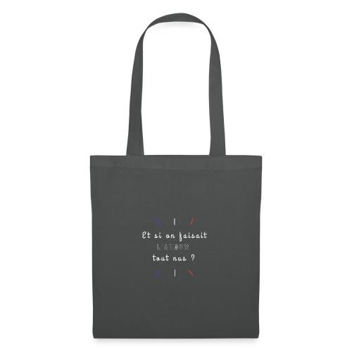 L'Amour tout nus - Tote Bag