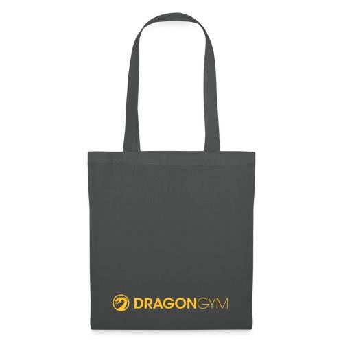 DG Textil Logo Schriftzug - Stoffbeutel