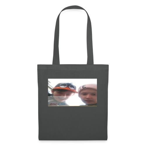 Mikael og Truls - Stoffveske