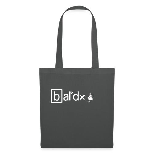 BaldX logo - Borsa di stoffa