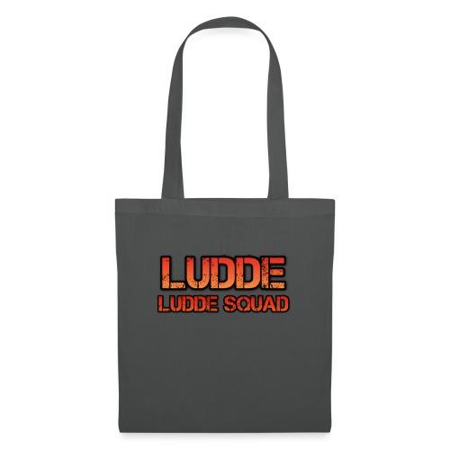 LUDDE SQUAD - Tygväska