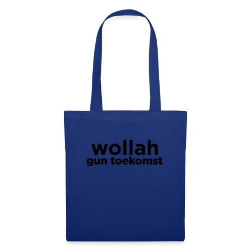 Wollah Gun Toekomst - Tas van stof