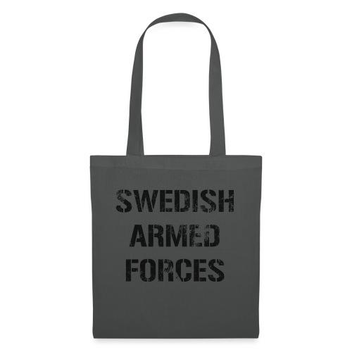 SWEDISH ARMED FORCES - Rugged - Tygväska