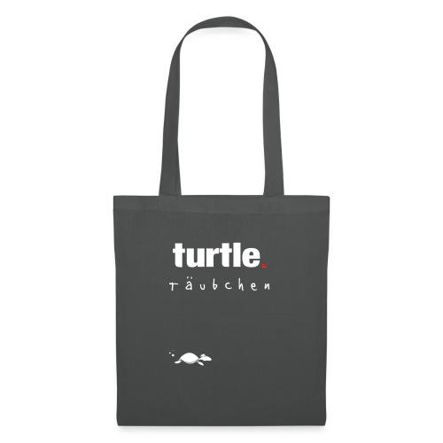 turtle.täubchen - Stoffbeutel