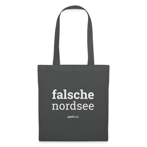 Falsche Nordsee - Stoffbeutel