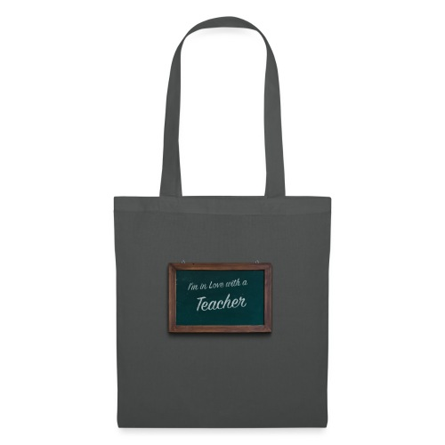 teacher valentine - Tote Bag