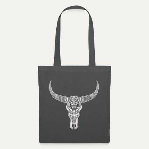 bufalo blanco - Bolsa de tela