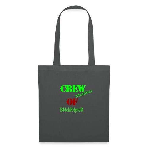 Crew_member_OF_BL4ckR4ptoRR - Stoffbeutel