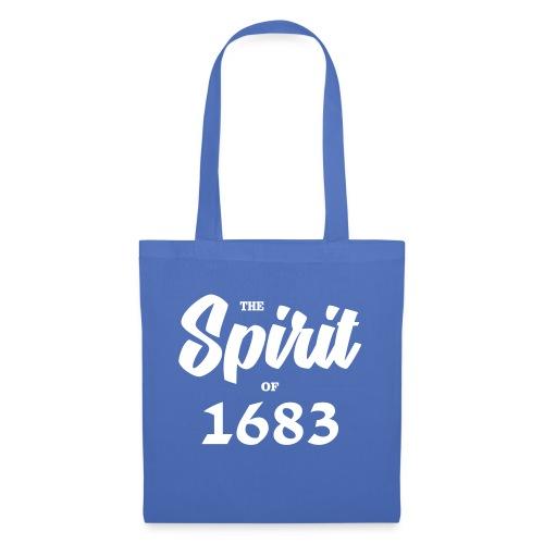 The Spirit of 1683 - Stoffbeutel