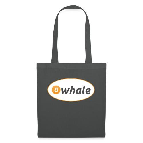 Bitcoin Whale - Tote Bag