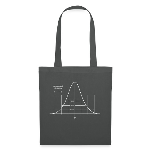 One Standard Deviation - Tote Bag
