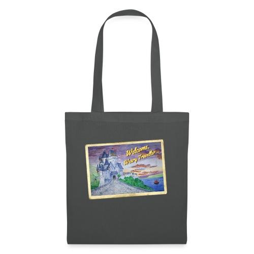 Travellers Guide - Tote Bag