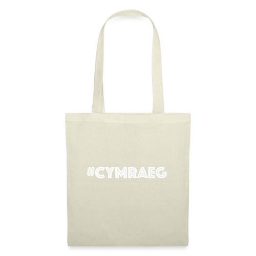 cymraeg - Tote Bag