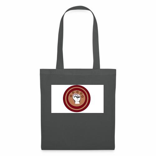 Bouclier et poing gamer - Tote Bag