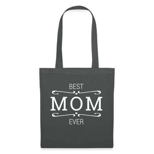 Best MOM ever - Stoffbeutel