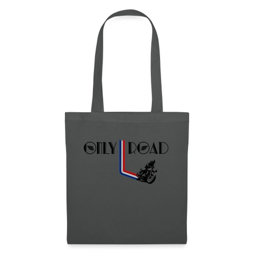 ONLY ROAD - Tote Bag