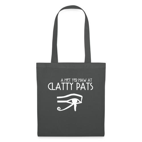 Clatty Pats - Tote Bag