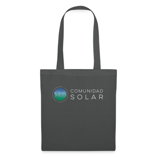 Comunidad Solar BASIC + Black - Bolsa de tela