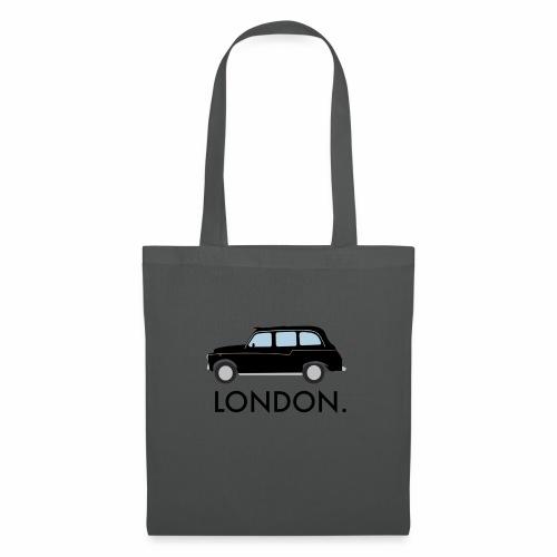 Black Cab - Tote Bag