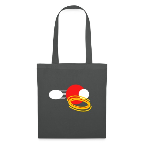 Crimson Power - Tote Bag