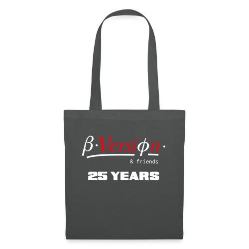 Beta- Version & Friends 25 Years - Stoffbeutel