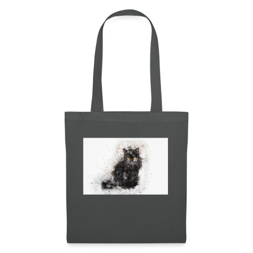 Katze stevanka - Stoffbeutel