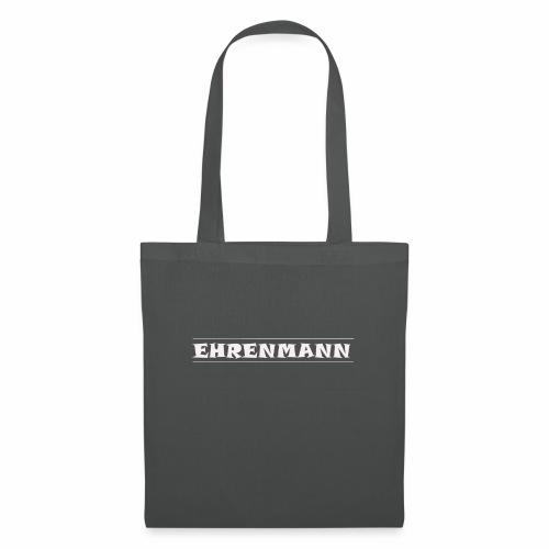 Ehrenmann - Stoffbeutel