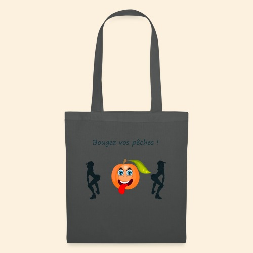 Bougez vos pêches ! - Tote Bag