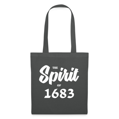 The Spirit of 1683 - Stoffbeutel