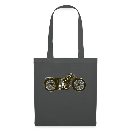Classic Cafe Racer - Tote Bag