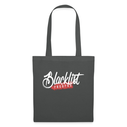 Blacklist Records - Casquette (Logo Blanc) - Tote Bag