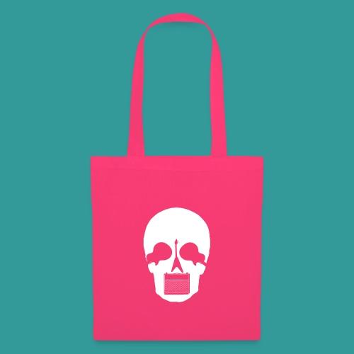 Guitar Skull - Tote Bag