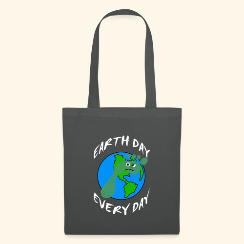Earth Day Every Day - Stoffbeutel